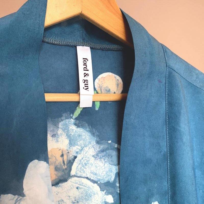 kimono on hanger | ford and guy